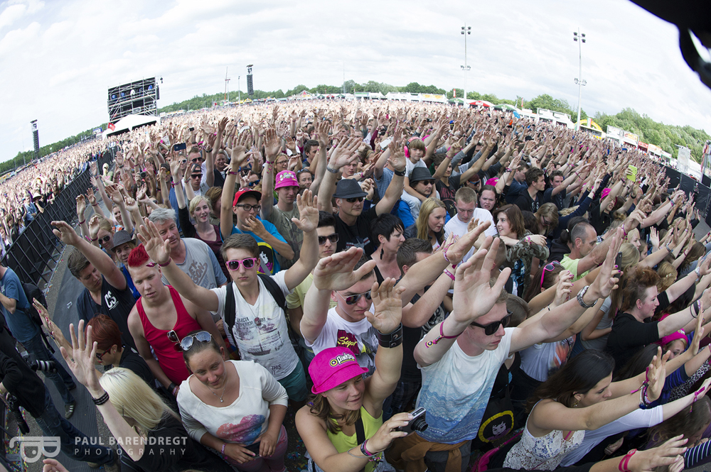 © Paul Barendregt - Pinkpop 2013