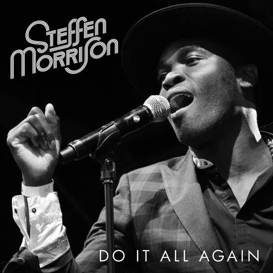 Cover Steffen Morrison - Do It All Again Front mini