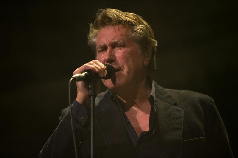 Singer Bryan Ferry at Paradiso Amsterdam, The Netherlands [fotocredit Harold Versteeg | BrunoPress]