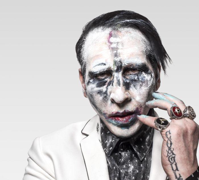 Marilyn Manson Mailing