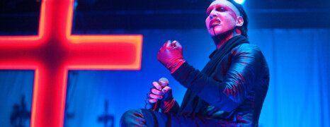 Marilyn Manson & Rob Zombie