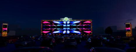 Festivals met social distancing?