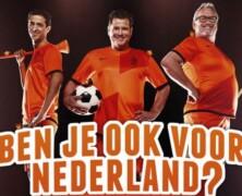 Ben je ook voor Nederland?