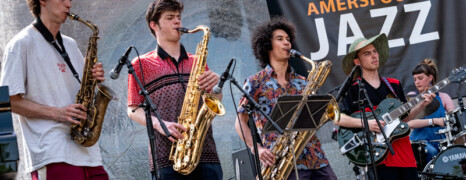 Amersfoort Jazz 2018 Zaterdag
