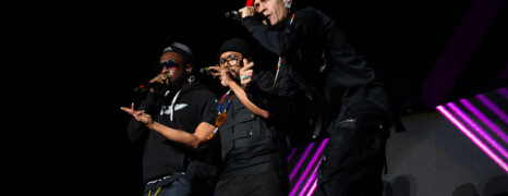 Black Eyed Peas Live in AFAS