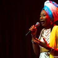 Fatoumata Diawara in Den Haag
