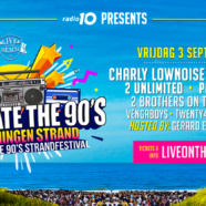 Celebrate the 90's LIVE ON THE BEACH