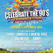 Strandfestival Celebrate the 90's