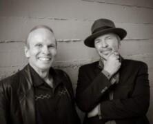 Dave Alvin en Phil Alvin