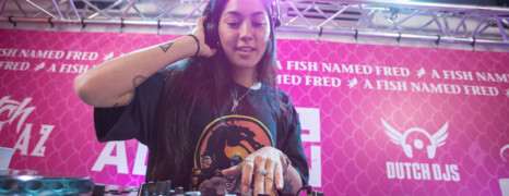 Wereldrecord Langste Female DJ-Marathon