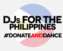 #Donateanddance