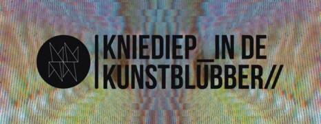 Kniediep in de Kunstblubber