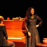 Sherry Dyanne en Michiel Borstlap