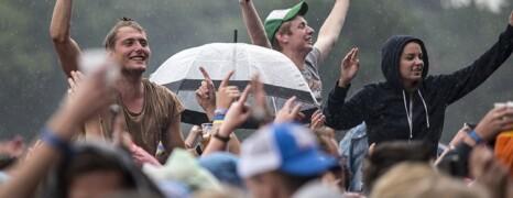 Zwarte Cross Festival 2017 Vrijdag