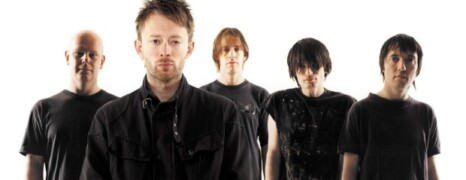 Radiohead komt naar Nederland