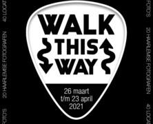 Walk This Way Fototentoonstelling